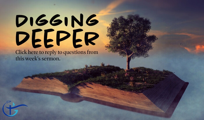 Digging Deeper into the Sunday Message